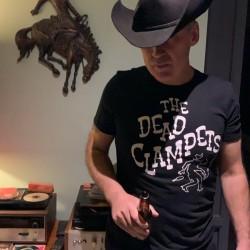 Men's Dead Clampets T-shirts